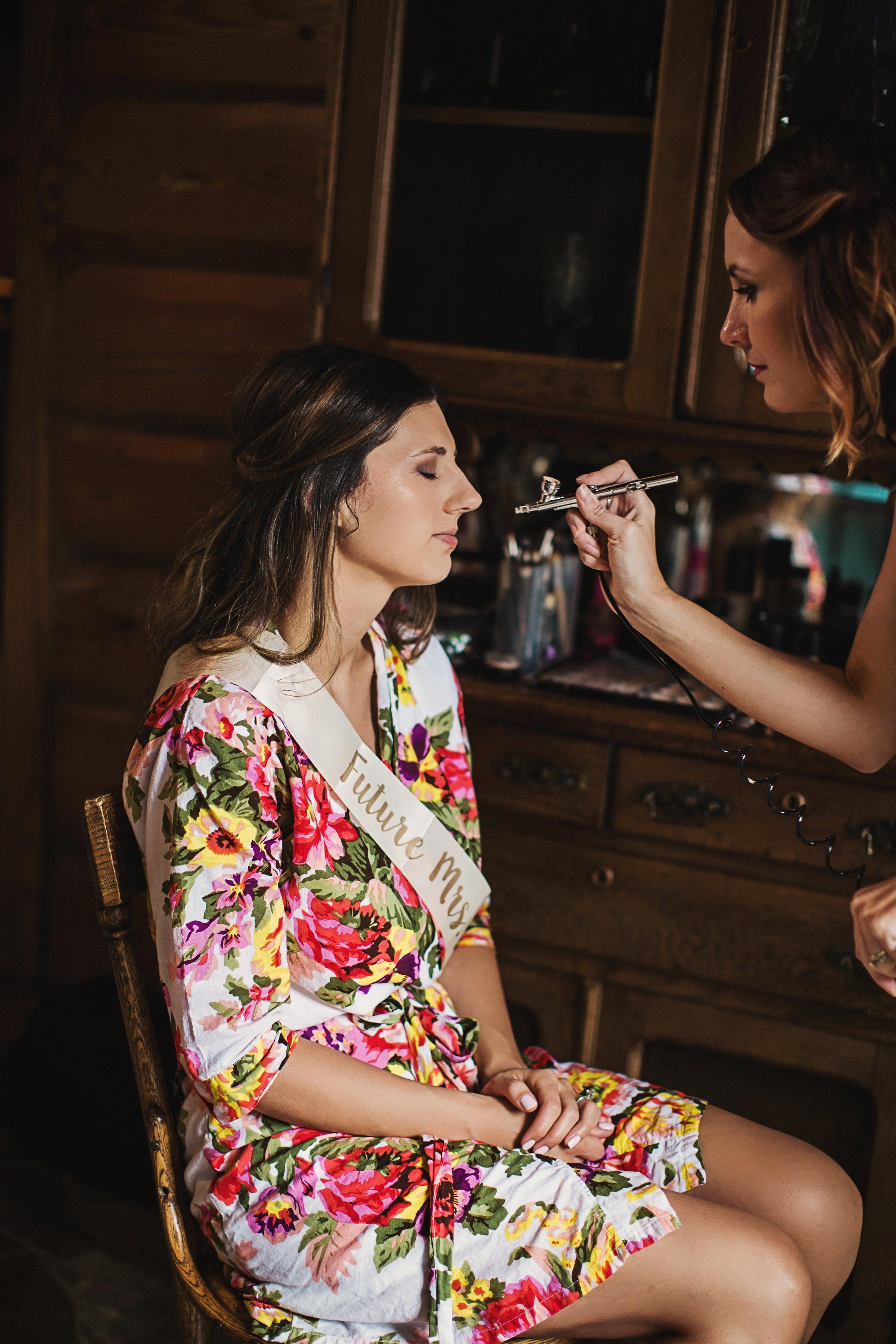 Airbrush Makeup Austin Texas Jessica